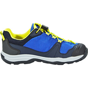 Jack Wolfskin Akka Texapore Hiking Shoes Low Cut Boys vibrant blue